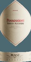 Vorschau: Possessioni Rosso 2017 - Serego Alighieri