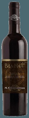 Banyuls Rouge Bila-Haut AOC 0,5 l 2017 - M. Chapoutier