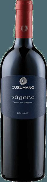 Sàgana Sicilia DOC 2016 - Cusumano