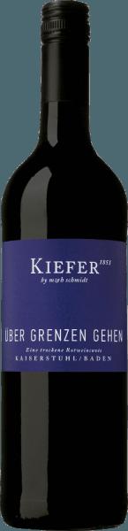 Über Grenzen gehen 2018 - Weingut Kiefer