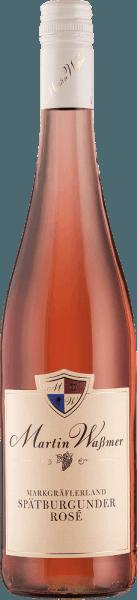 Markgräflerland Spätburgunder Rosé feinherb 2020 - Martin Waßmer
