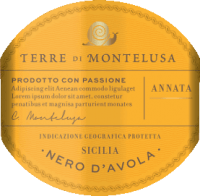 Vorschau: Nero d'Avola Terre Siciliane IGP 2019 - Terre di Montelusa
