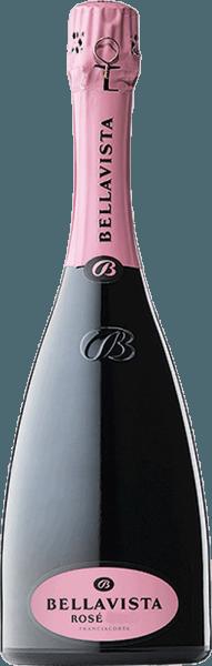 Vendemmia Rosé Brut Franciacorta DOCG 2016 - Bellavista
