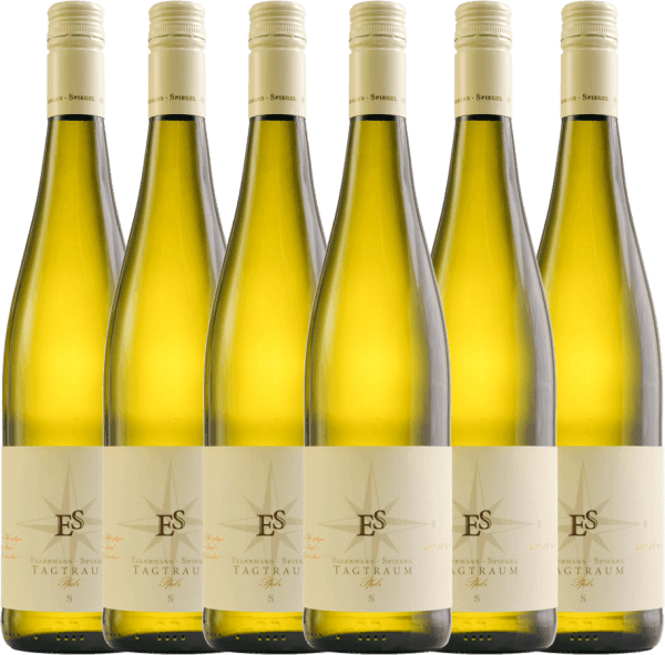6er Vorteils-Weinpaket - Tagtraum 2020 - Ellermann-Spiegel