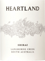 Vorschau: Shiraz Langhorne Creek 2018 - Heartland