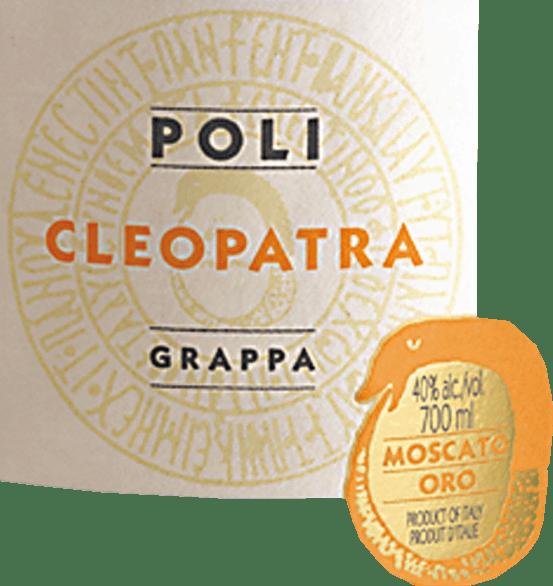 LaCleopatra Moscato Oro de Jacopo Poli es una grappa armoniosa y aromática destilada exclusivamente del orujo de la uva Moscato (100%). En la copa, este aguardiente de orujo brilla en un oro radiante con reflejos resplandecientes. Notas aromáticas de flores y cítricos frescos con matices delicadamente especiados de roble se mezclan en un bouquet armonioso. En el paladar, esta Grappa convence por su pureza y finura. El cuerpo completo está maravillosamente equilibrado y va acompañado de una textura suave y sedosa con un fino frescor y picante. Destilación del Jacopo Poli Moscato Oro Cleopatra El orujo todavía fresco se destila en Crysopea - esto es después de modelo antiguo una imitación debaño de agua amebic, que funciona con vacío.Tras el proceso de destilación, esta grappa sigue teniendo un 75 % de volumen. Añadiendo agua destilada, este aguardiente de orujo alcanza una graduación alcohólica del 40% en volumen. A continuación, esta Grappa reposa durante un breve periodo de tiempo en barricas de roble, para ser llenada finalmente en la botella Sugerencia de servicio para laCleopatra Moscato Oro Jacopo Poli Grappa Esta grappa es un maravilloso digestivo que puede revelar mejor su diversidad aromática a una temperatura de servicio de 15 a 18 grados centígrados. También puede servir este aguardiente de orujo con tartas de frutas y galletas de mantequilla.