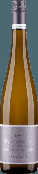 Aroma Cuvée Drei zu Eins trocken 2020 - A. Diehl