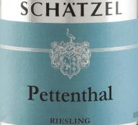Vorschau: Pettenthal Riesling Großes Gewächs 2014 - Weingut Schätzel