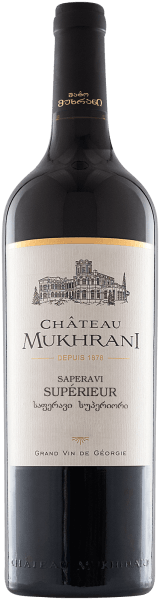 Saperavi Superiore 2017 - Château Mukhrani
