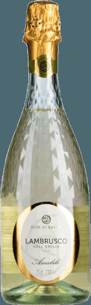 Rose di Bacco Lambrusco Bianco Amabile Emilia-Romagna IGT - Chiarli