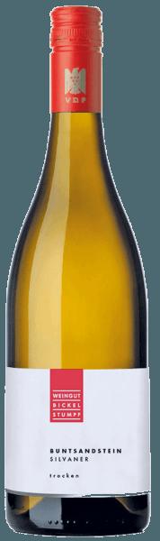El Silvaner Buntsandstein de Bickel-Stumpf acaricia la nariz con un emocionante juego de aromas de especias, fruta de pera madura y un toque de albaricoque. En el paladar, este Silvaner comienza con un ataque mineral, seguido de peras jugosas y matices de fruta tropical. Maravillosamente equilibrado y elegante, este vino blanco se desliza hacia su fino final con toques de sal. Recomendación alimentaria para el Bickel-Stumpf Silvaner Buntsandstein Disfrute de este vino blanco seco con espárragos o con pescado y aves asadas con hierbas.