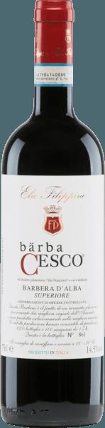 Bärba Cesco Barbera d'Alba Superiore DOC 2016 - Elio Filippino