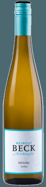 Riesling Gutswein trocken 2019 - Weingut Beck