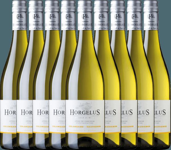 9er Vorteils-Weinpaket - Horgelus Blanc 2020 - Domaine Horgelus