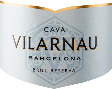 ElCava Brut Reserva de Vilarnau es un vino espumoso expresivo y refrescante elaborado con las variedades de uva Macabeo (55%), Parellada (40%) y Xarel-lo (5%), que crecen en la región vinícola española de Cataluña. En la copa, este cava brilla con un color dorado claro con reflejos amarillo pajizo brillantes. El perlaje se eleva sin cesar en finísimos hilos de perlas. El expresivo bouquet está dominado por aromas afrutados de cítricos frescos, melocotones jugosos y manzanas crujientes. En el paladar, este vino espumoso español deleita con una hermosa estructura y el equilibrio armonioso entre la plenitud de la fruta madura y la acidez refrescante y vital. Vinificación del cava Vilarnau Brut Reserva Las uvas para este vino espumoso se cosechan en septiembre. Una vez que la uva llega a la bodega de Vilarnau, las variedades de uva se fermentan por separado en depósitos de acero inoxidable. Sólo en la segunda fermentación en botella se mezclan las tres variedades de uva. Este vino madura en botella durante al menos 18 meses. Finalmente, este cava se degüella y puede salir de la bodega de Vilarnau. Recomendación de comida para elBrut Reserva Cava Vilarnau Disfrute de este vino espumoso de España bien frío como aperitivo de bienvenida. También puede servir este cava con todo tipo de variaciones de sushi y marisco fresco.