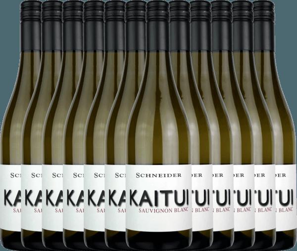 12er Vorteils-Weinpaket - Kaitui Sauvignon Blanc 2019 - Markus Schneider