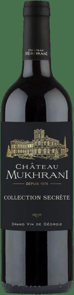 Mukhrani Secrète Red 2014 - Château Mukhrani