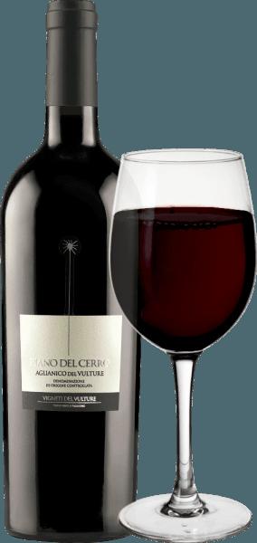 El Piano del Cerro Aglianico del Vulture es un monovarietal de Aglianico del sur de Italia, que deleita con un carácter cálido y pleno. Maravillosas notas de frutas rojas, así como agradables toques balsámicos y especiados, hacen de este vino tinto lleno de fruta un placer para el paladar de primer orden. ElPiano del Cerro Aglianico del Vulture DOC de Vigneti del Vulturetiene un carácter cálido y pleno. El bouquet de este fantástico vino tinto de Basilicata mima con maravillosas notas de frutos rojos, así como agradables matices balsámicos y especiados. Vinificación del Piano del Cerro Las uvas de Aglianico para este vino tinto de alta gama de Basilicata crecen en suelos volcánicos, que constituyen el potencial especial de la DOC Aglianico del Vulture. Después de la cosecha, las uvas se seleccionan dos veces y las bayas se desprenden suavemente de los tallos. A continuación, la vinificación se realiza en pequeñas cubas de roble con un tiempo total de maceración de 25-30 días. Cada 6 horas se hace circular manualmente el orujo (los hollejos de las uvas que flotan hacia arriba por el CO2) para garantizar una extracción óptima de las sustancias de color y aroma. El Piano del Cerro es envejecido durante 24 meses en barricas nuevas, donde también se realiza la transformación maloláctica. Lo que hay que saber sobre el Aglianico Piano del Cerro La arañita que cuelga de la etiqueta es el homenaje de Piano de Cerro a una danza muy especial del sur de Italia: la Pizzica. Originalmente se bailaba para curar a las personas picadas por la tarántula. Desde finales de la Edad Media, la gente ha utilizado todo tipo de instrumentos, como violines, mandolinas, guitarras, flautas o armónicas, para ayudar a las personas picadas. Tenían que bailar al ritmo de la música hasta caer exhaustos. Desgraciadamente, no se sabe mucho sobre el éxito del tratamiento, pero la danza ha sobrevivido hasta nuestros días, al igual que la pequeña tarántula de la botella, que nos recuerda la tradición. Re